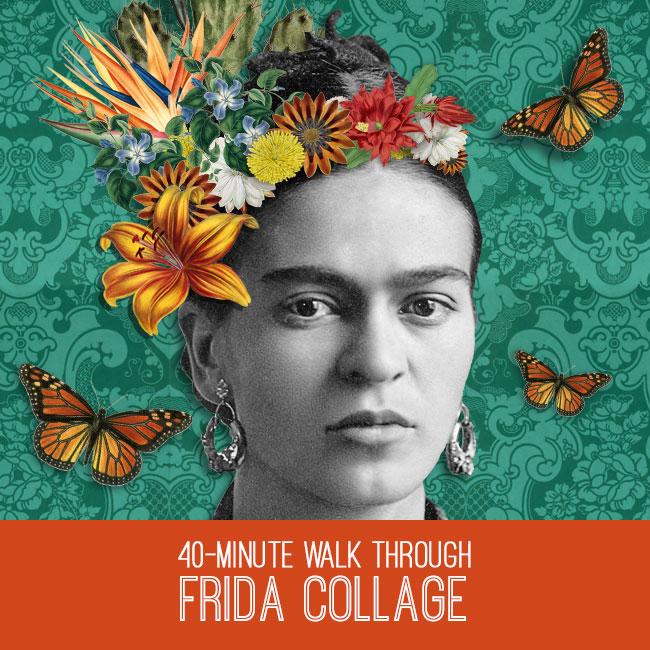 PSE Tutorial Frida Collage