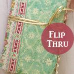 Boho Floral Junk Journal