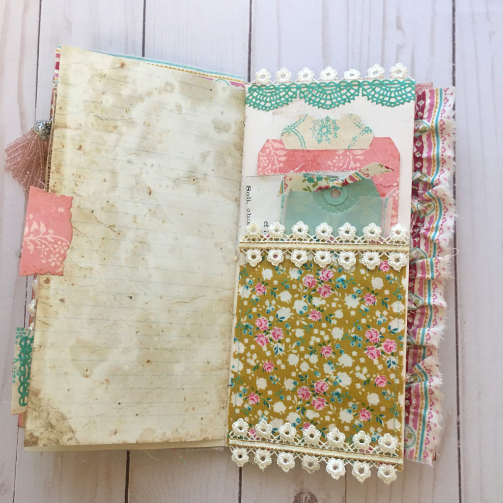 Boho Junk Journal Die Cuts