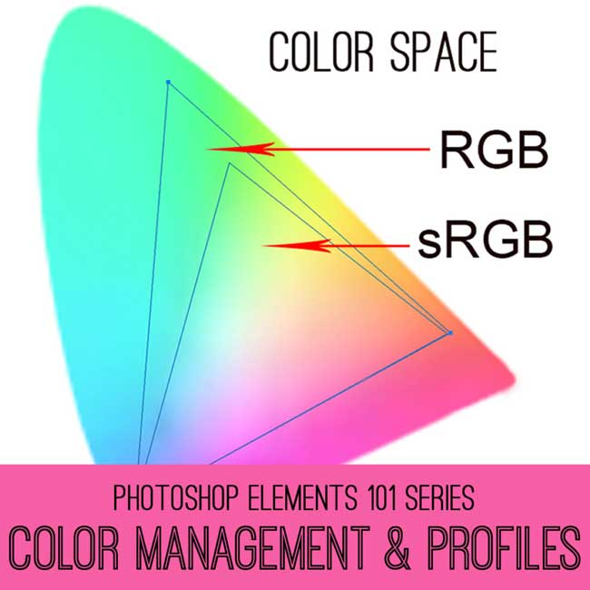 PSE color management & Profiles