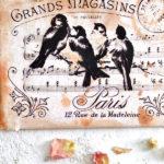 French Printable Envelopes