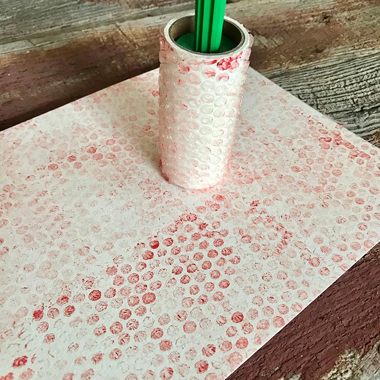 Bubble Wrap Pattern
