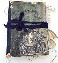 Gothic Ball Junk Journal
