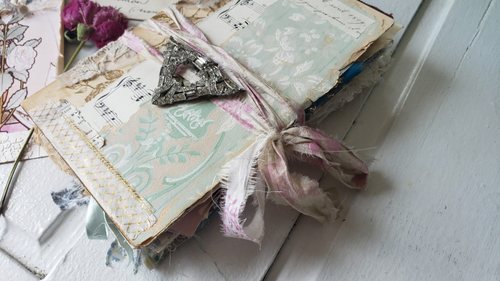 Heather Ruby and Pearl XO Journal