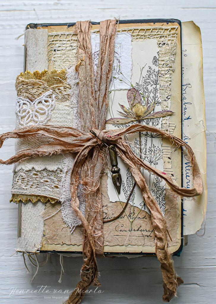 Henriette Van Mierlo Junk Journal