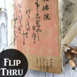Japanese Junk Journal