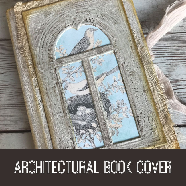 architectural book cover tutorial