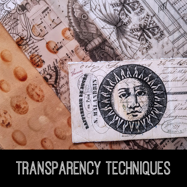 Transparency Techniques Tutorial