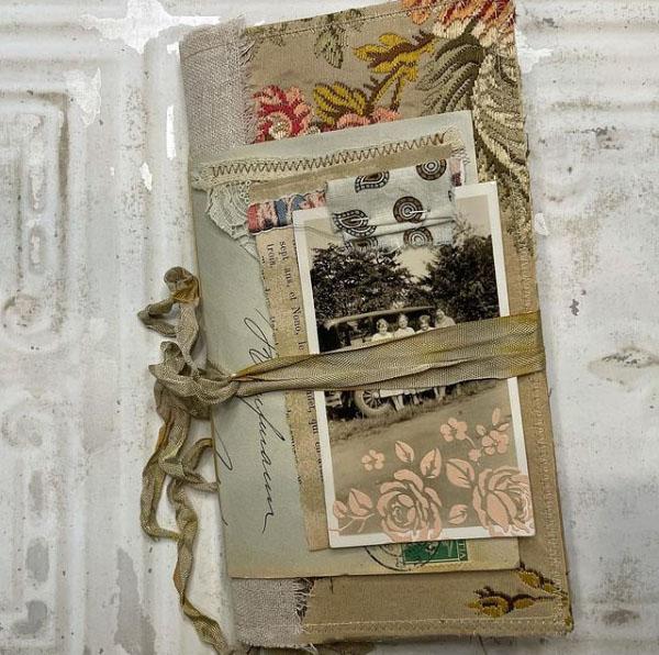 Sharon Hoerth Junk Journal