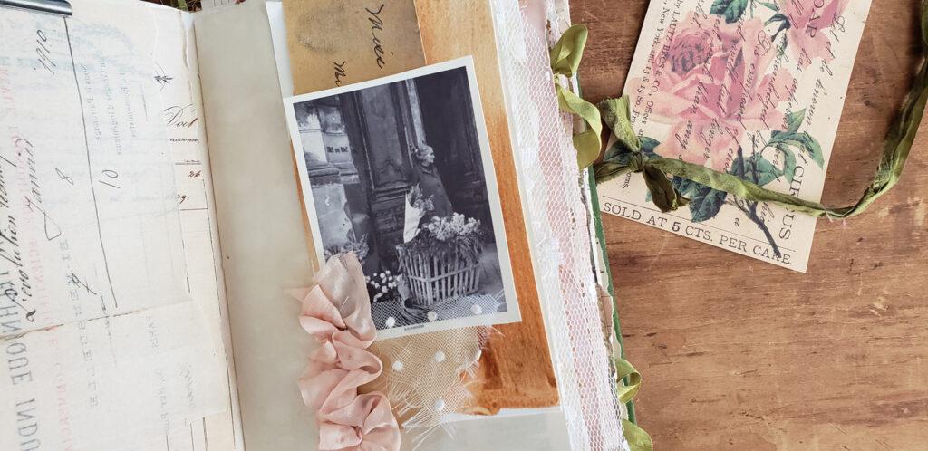 Parisian flower seller image