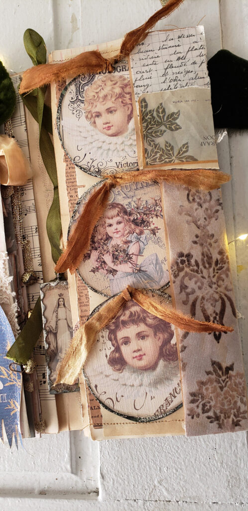 Christmas Memories Junk Journal