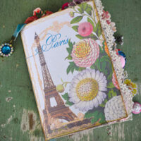 paris junk journal