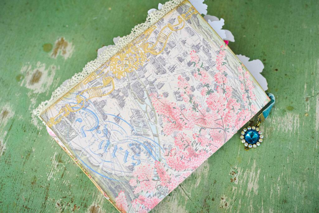 paris journal back cover