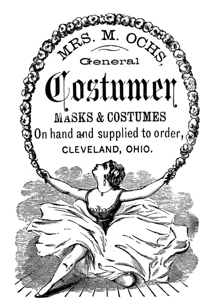 ballerina advertising image