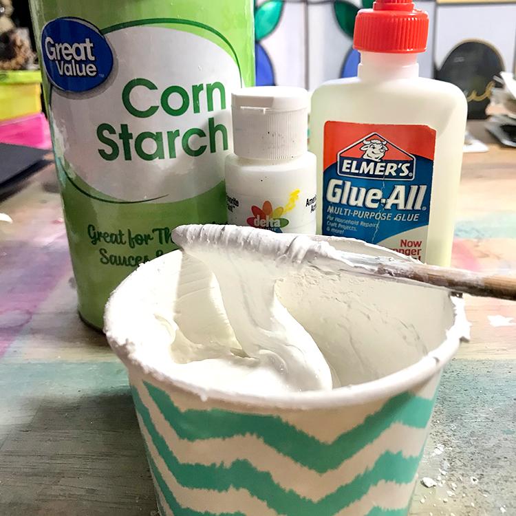 Texture Medium Consistency and Ingredients