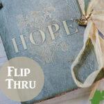 Hope Junk Journal