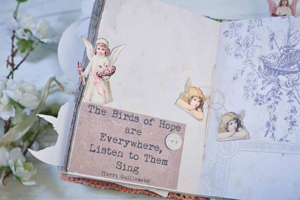 Cricut cut angel images