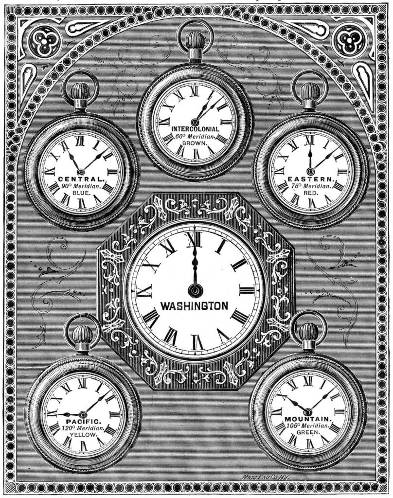 pocket watch display image