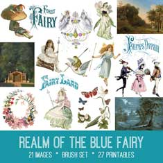 Realm of the Blue Fairy