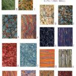 vintage rich marbled endpapers ephemera bundle