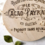 DIY French Cutting Board