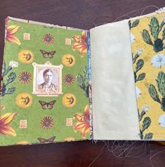 Frida Junk Journal