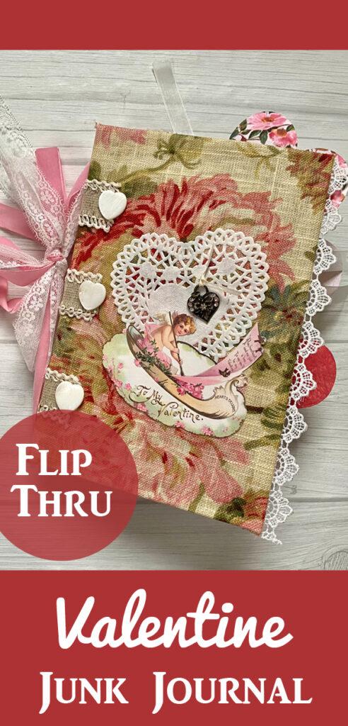 Valentine Junk Journal