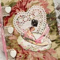Valentine Junk Journal