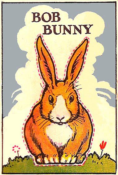 bob bunny vintage mona image