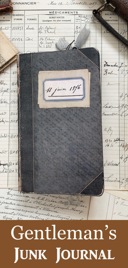 Gentleman's Junk Journal