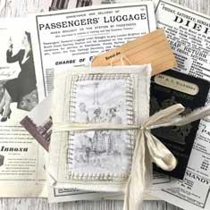 European Travel Junk Journal
