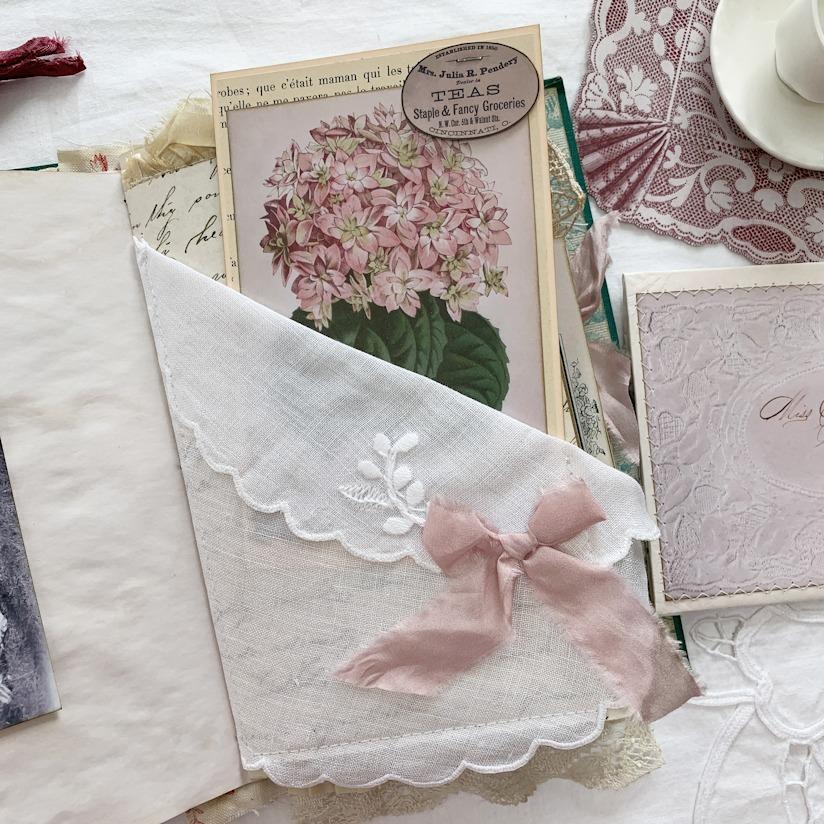 Lace Journal Pocket image