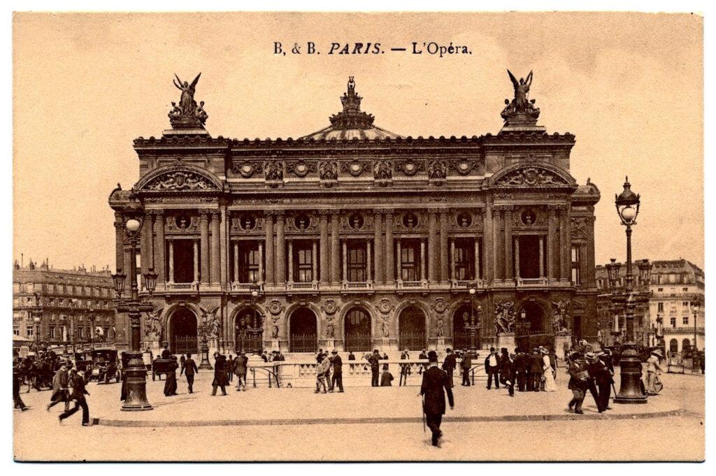 Paris Opera House image