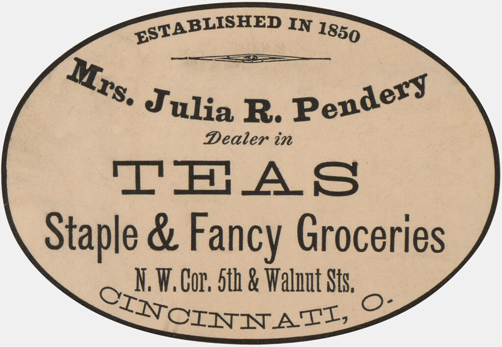 vintage grocery label advertising image