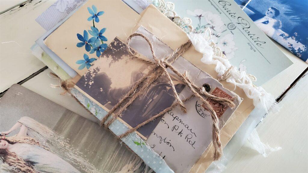 envelope style junk journal base