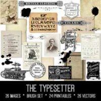 the typesetter kit
