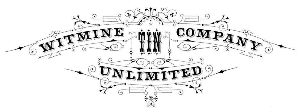 tin company advertising image