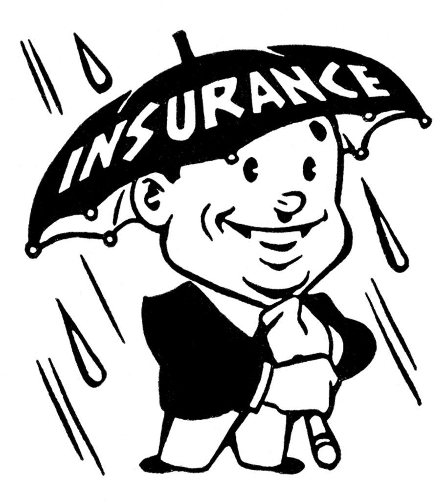 car insurance salesman image