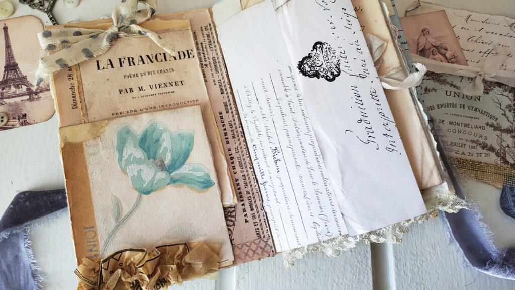 French Document Ephemera