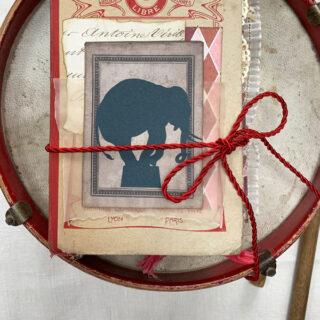 Paris Circus Junk Journal