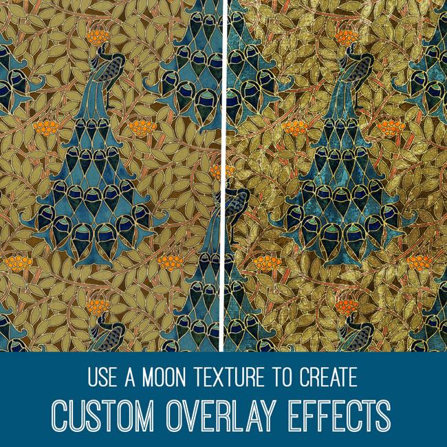 PSE tutorial Custom Overlay Effects