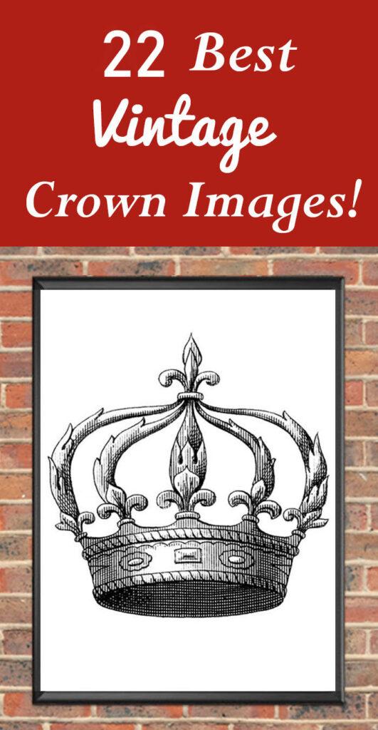 Best Vintage Crown Images