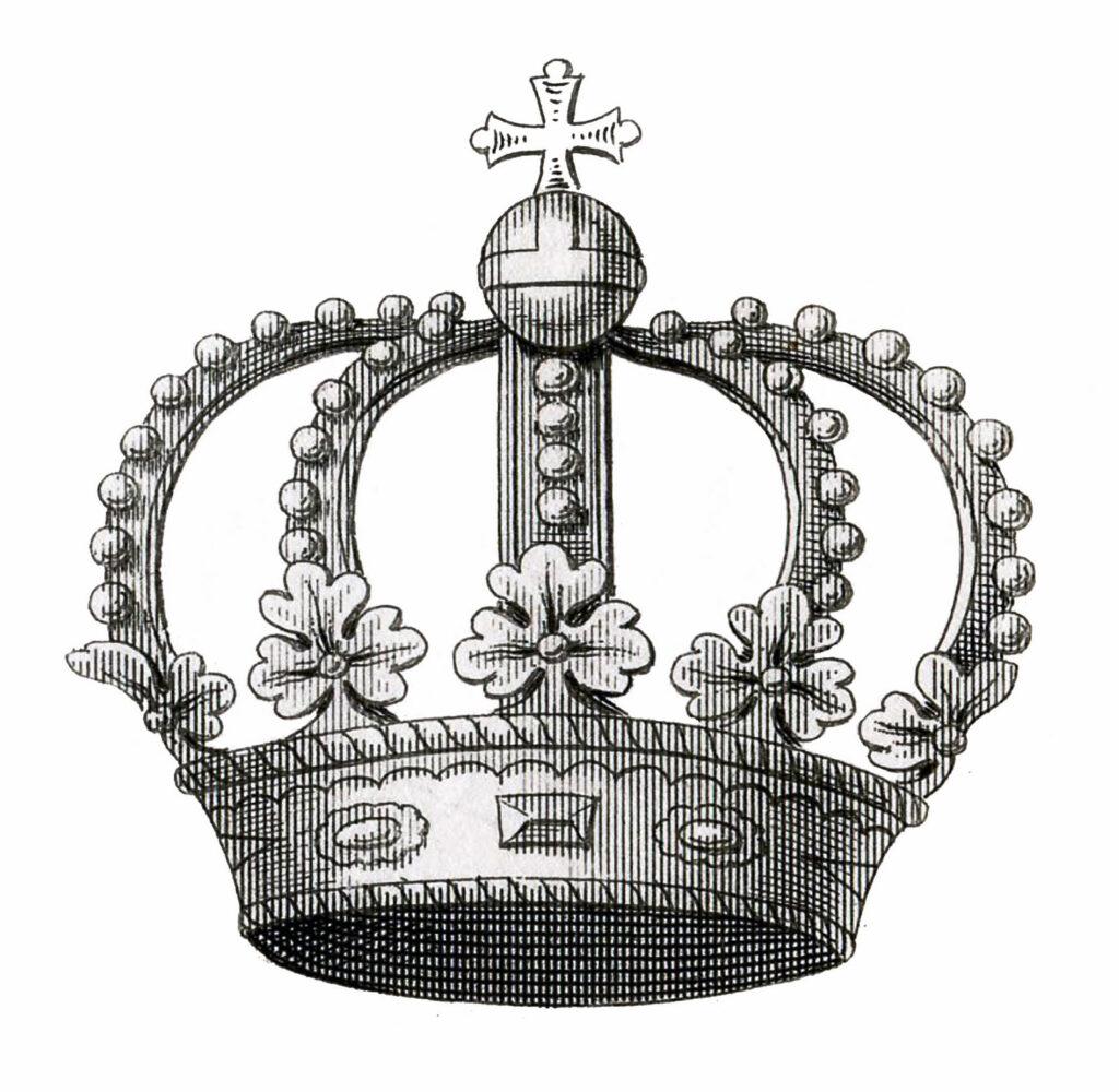 Crown Clip art Tall