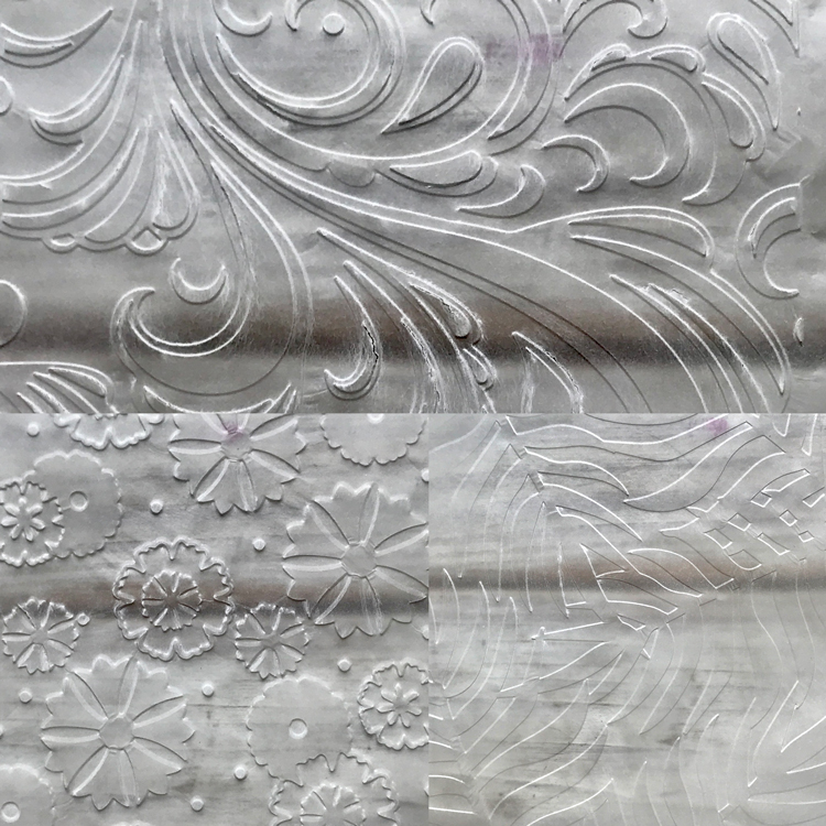 Embossed Tracing Paper