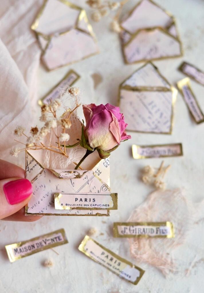 Gold Foil Papercraft
