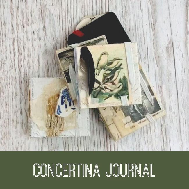 concertina journal tutorial