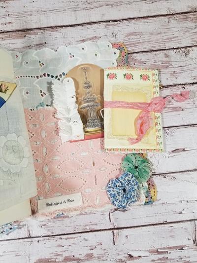 mini junk journal