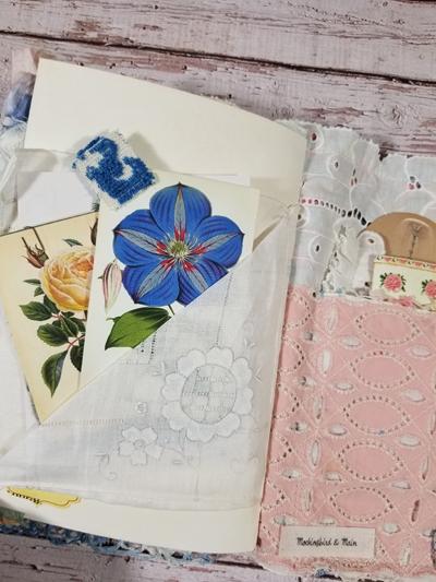 flower seed packet envelopes