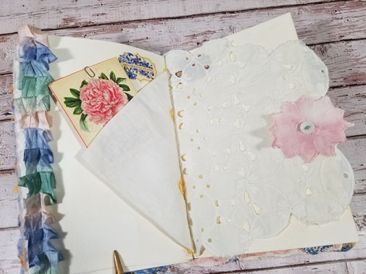 doily journal page