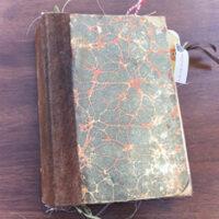 Ornithologist's Logbook Junk Journal